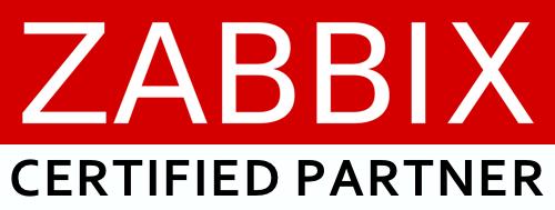 Jsme Zabbix Certified Partner