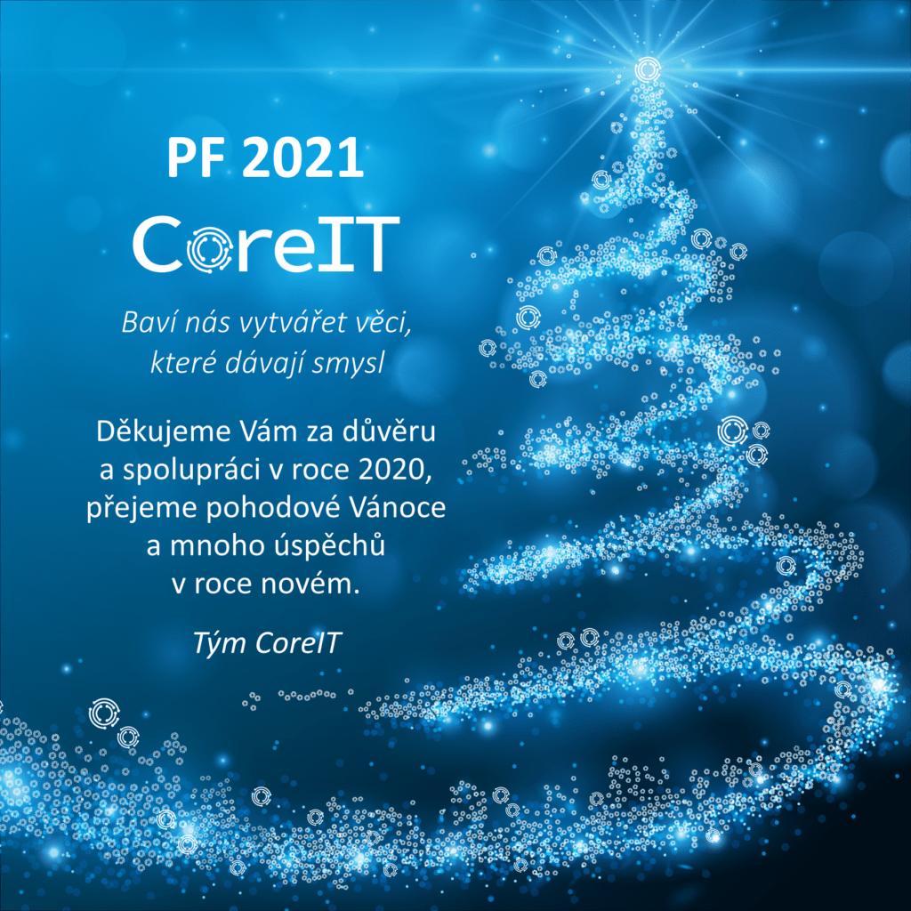 Veselé Vánoce přeje CoreIT